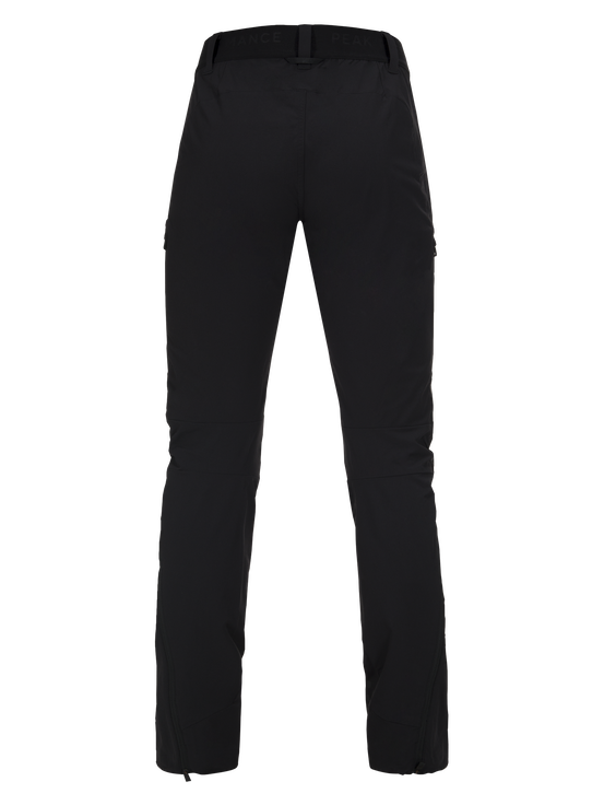 Women's Softshell Pants  Black | Peak Performance