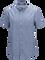 Men's Luke Short-sleeved shirt Shirt Blue | Peak Performance