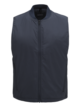 Herren Troop Weste Salute Blue | Peak Performance