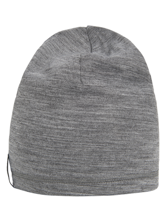 Merino hat Grey melange | Peak Performance