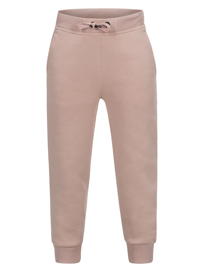 Logo sweatpants för barn Softer Pink | Peak Performance