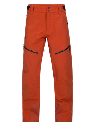 Bec herrskidbyxor Orange Lava | Peak Performance