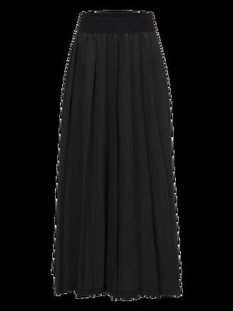 Pleat kjol Black | Peak Performance