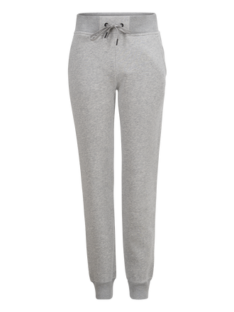Damen Logo Hose Med Grey Mel | Peak Performance
