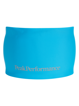 Trail Stirnband Active Blue | Peak Performance