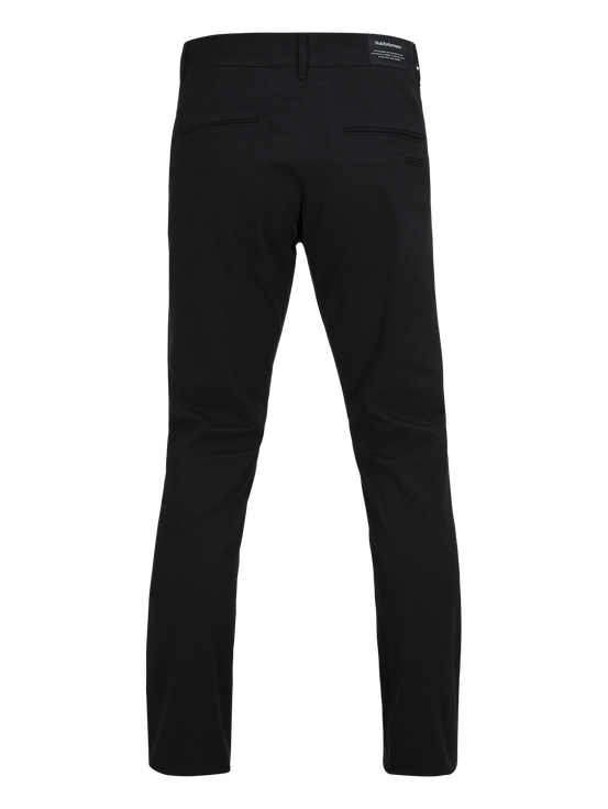 Men's Nash Summer Chinos Black | Peak Performance