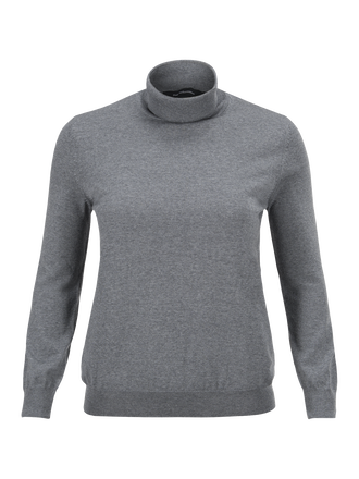 Women's Merino Roll neck sweater