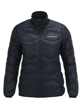 Damen Helium Jacke ARTWORK | Peak Performance