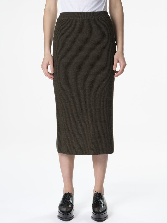 Women's Code Skirt Olive Extreme | Peak Performance