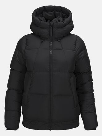 Women's Divison Jacket Black | Peak Performance