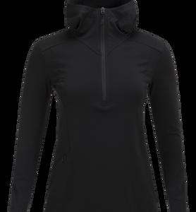 jersey à capuche femme Civil Merino