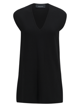 Women's Major Tunic Black | Peak Performance