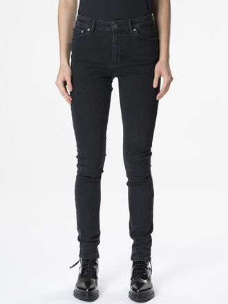 Awa damjeans Black Stone Wash | Peak Performance