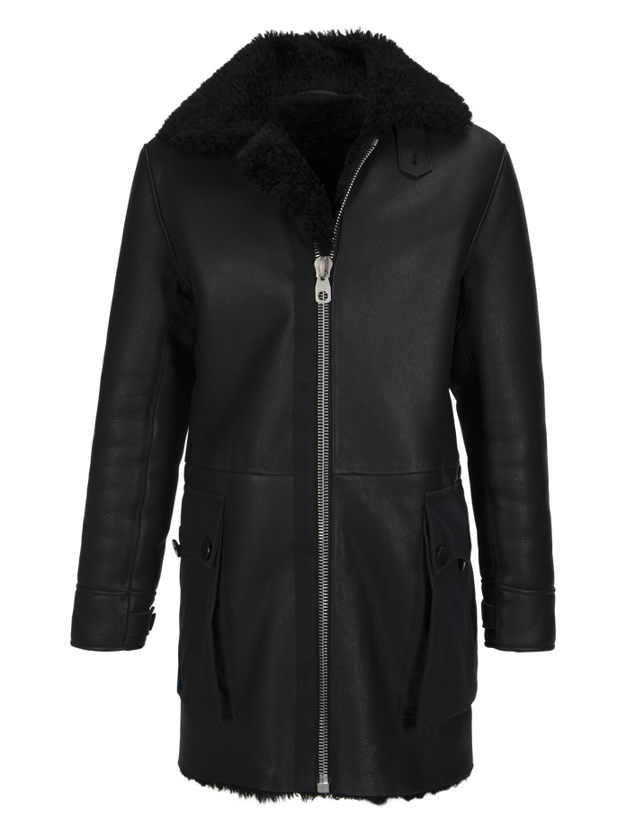 Unisex Swedish Sheepskin Black | Peak Performance