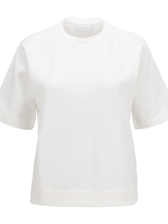 Women's Original Shortsleeved Crew neck Offwhite | Peak Performance