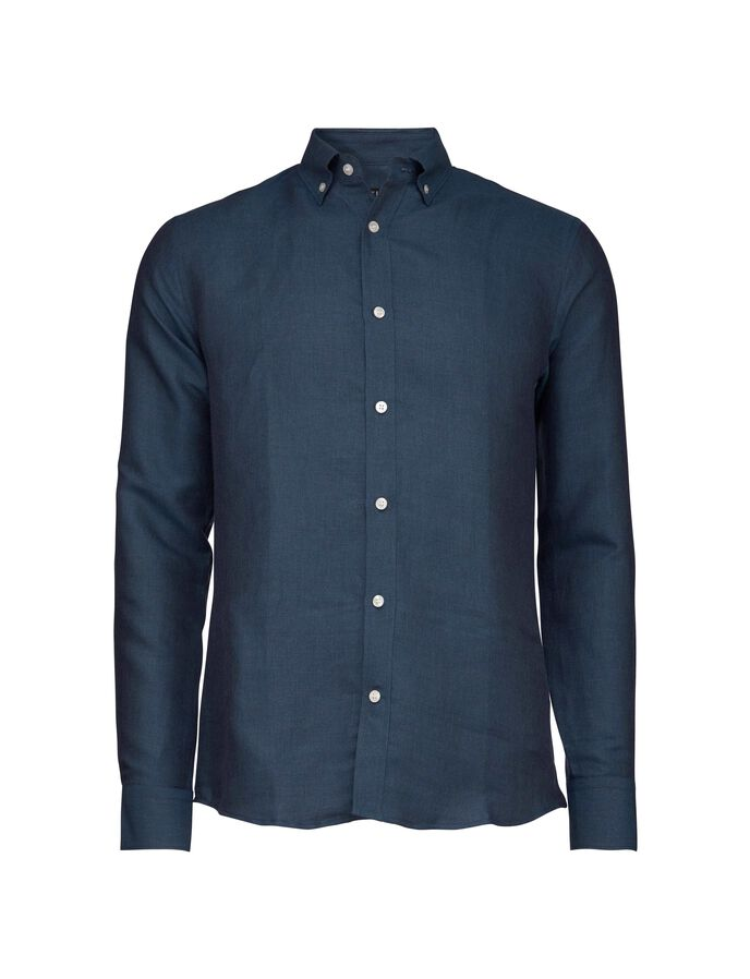 DONALD SHIRT in Blue from Tiger of Sweden