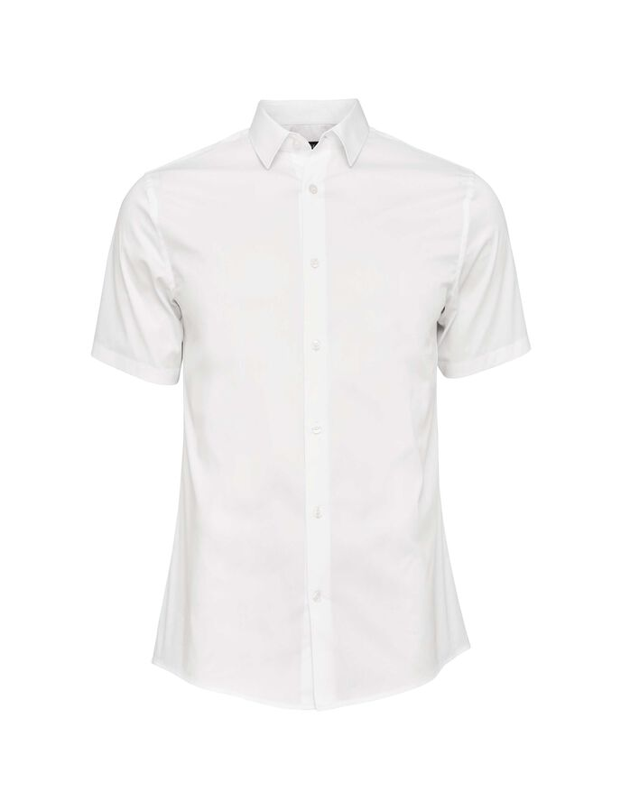 JOAR SHIRT in Pure white from Tiger of Sweden