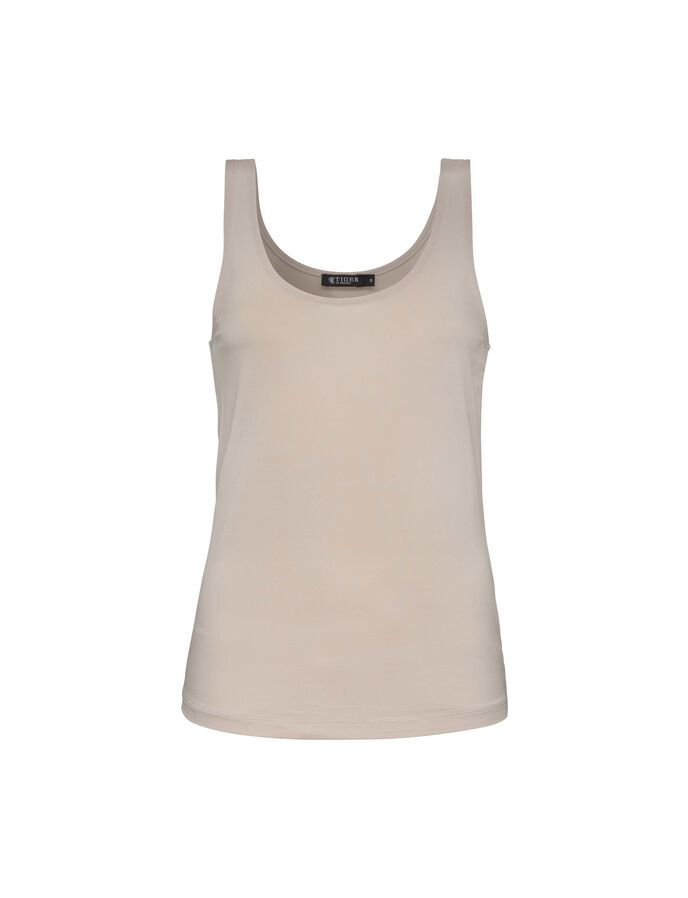 Cait top in Crystal Grey from Tiger of Sweden