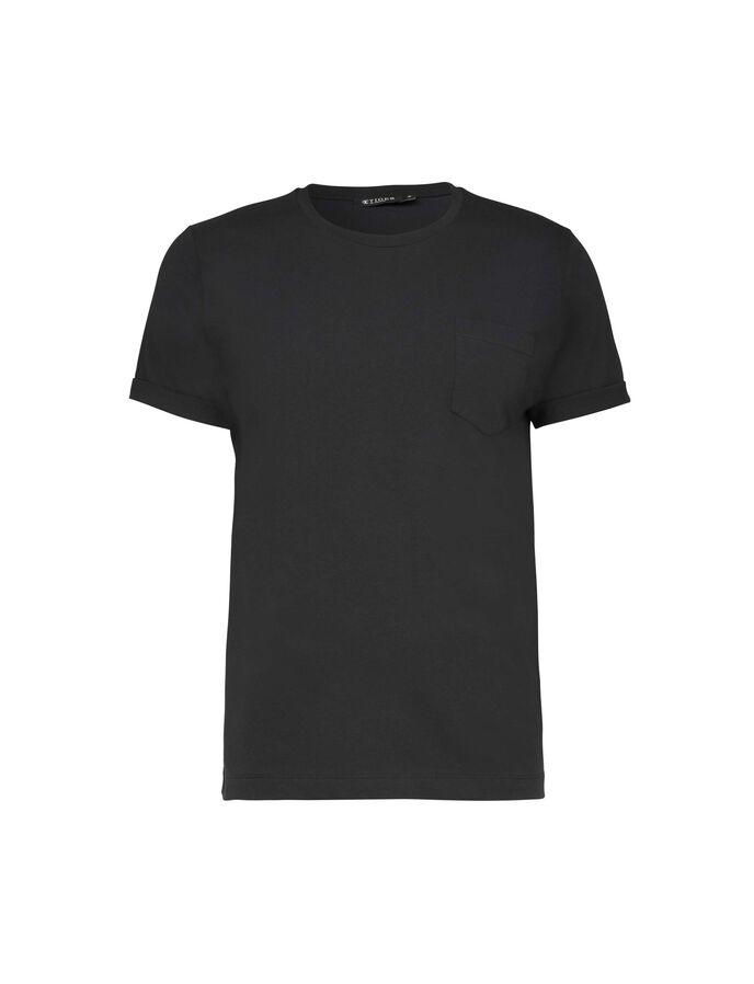 KIET T-SHIRT in Black from Tiger of Sweden