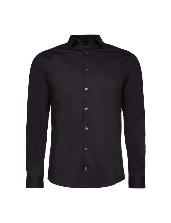 BRODIE SHIRT in Black from Tiger of Sweden