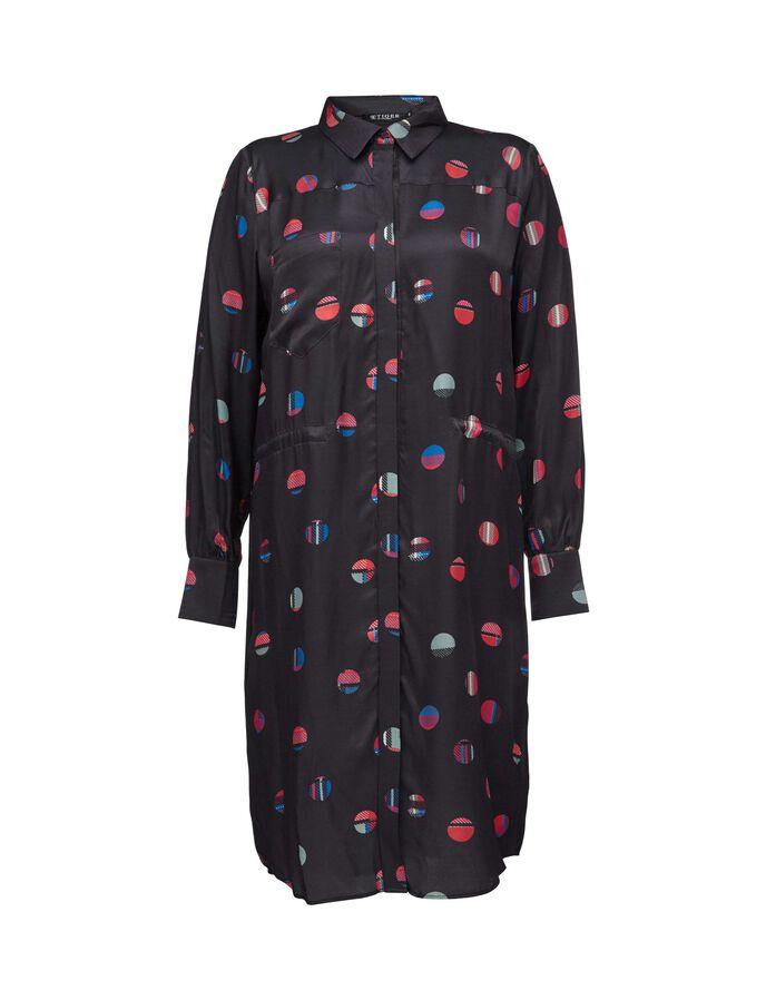 JAEN PRINT DRESS