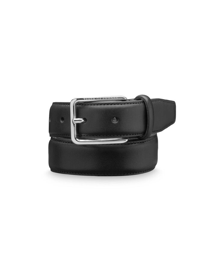 ILYAS BELT in Black from Tiger of Sweden