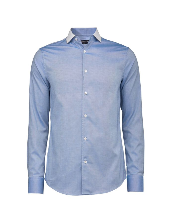 FARRELL 6 SHIRT in Blue from Tiger of Sweden