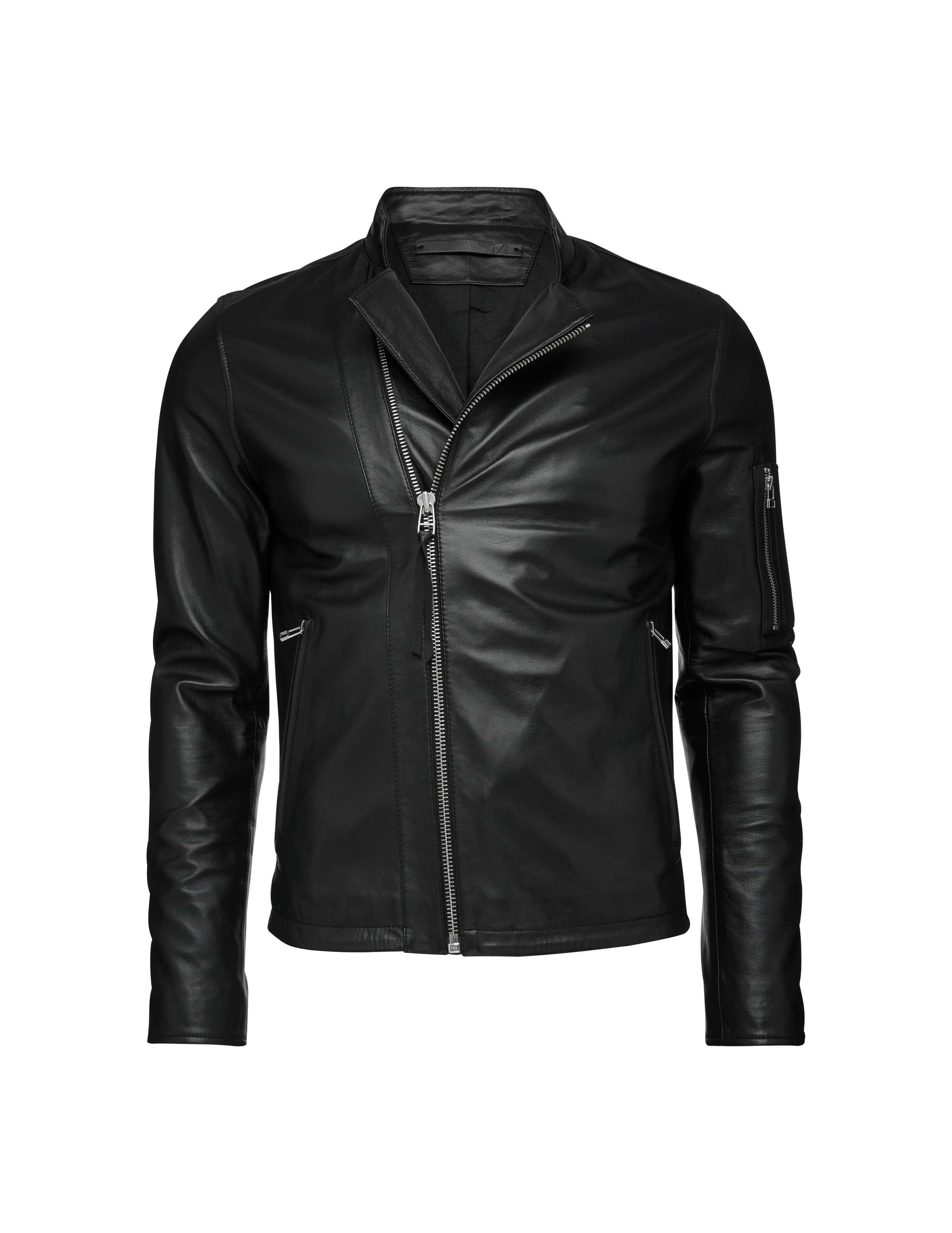 Rikki suede jacket black