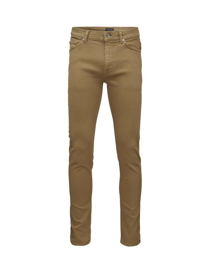 EVOLVE JEANS in Desert Brown from Tiger of Sweden