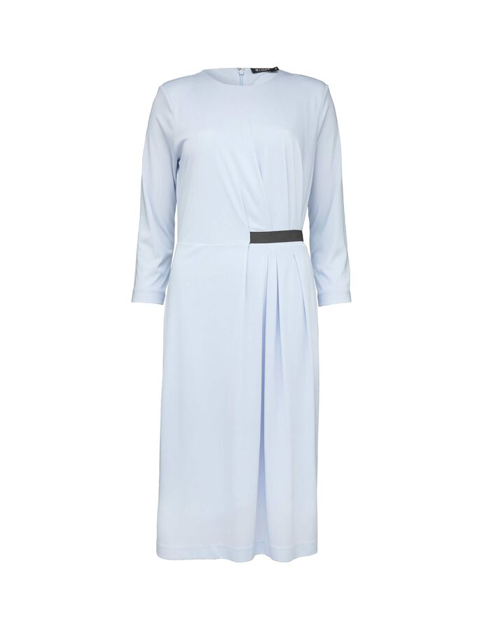 PALOMA DRESS in Art Deco Blue from Tiger of Sweden