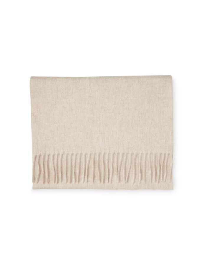 ORELLE SCARF in Golden Beige from Tiger of Sweden
