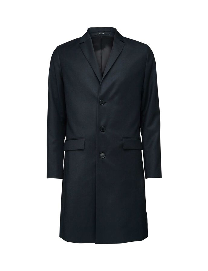 Dempsey coat in Outer Blue from Tiger of Sweden