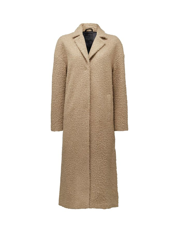 ANYA COAT in Summer beige from Tiger of Sweden
