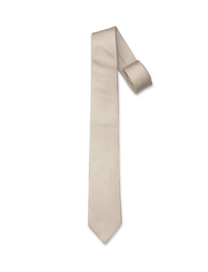 MELWIN TIE in Ivory from Tiger of Sweden