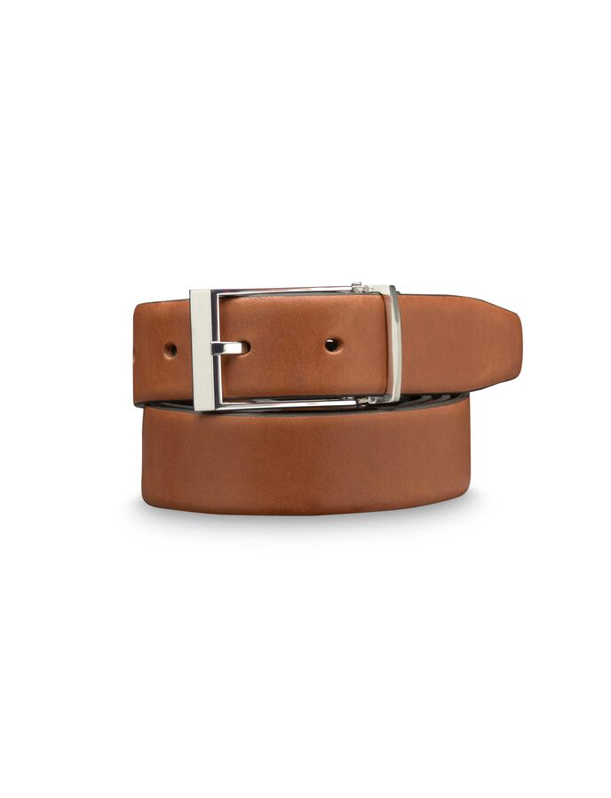 EMRE B BELT in Cognac from Tiger of Sweden