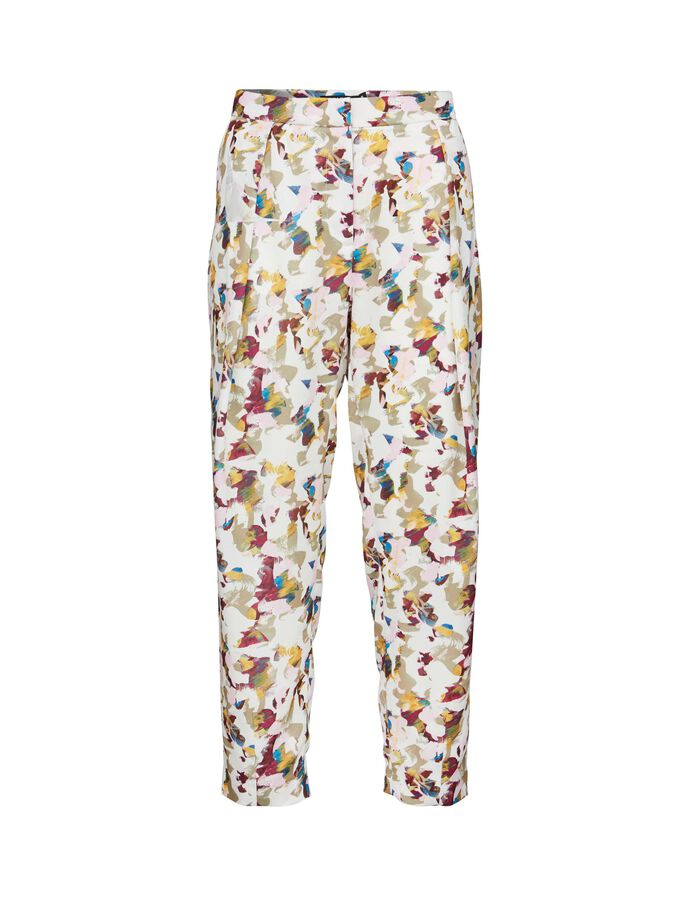 NOUR PRI TROUSERS in ARTWORK from Tiger of Sweden
