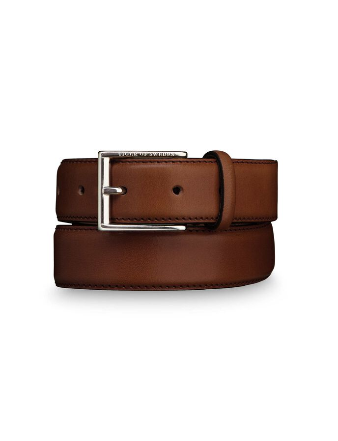 LOA BELT in Cognac from Tiger of Sweden