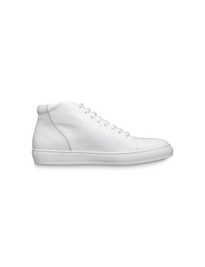 Yverse sneaker in Bright White from Tiger of Sweden
