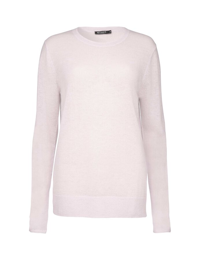HARLETH PULLOVER in Pale Pink from Tiger of Sweden