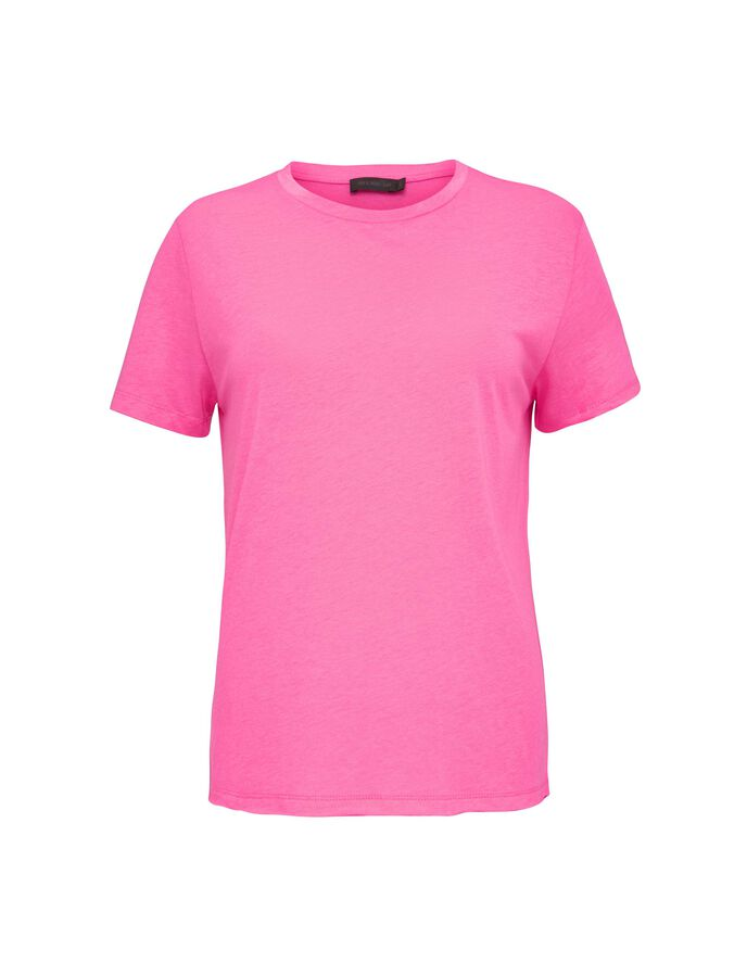 DAWN T-SHIRT in Carmine Rose from Tiger of Sweden
