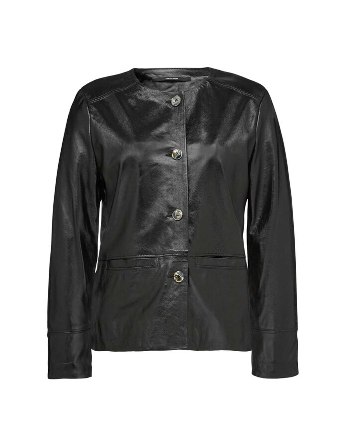LEV JACKET in Midnight Black from Tiger of Sweden