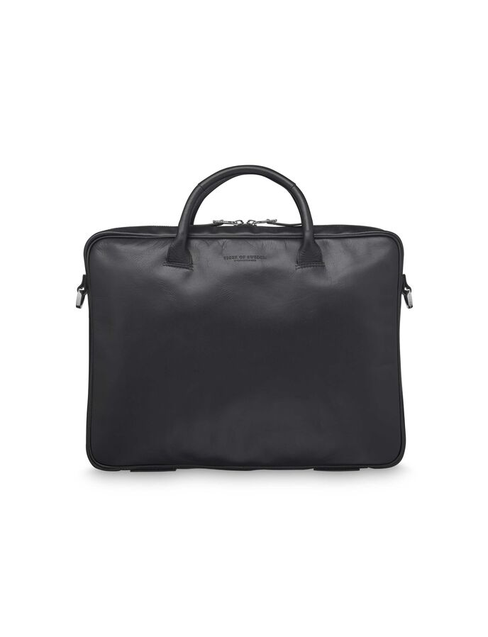 RASMUS BRIEFCASE in Black from Tiger of Sweden