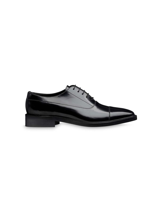ALVIN OXFORD SHOE in Black from Tiger of Sweden