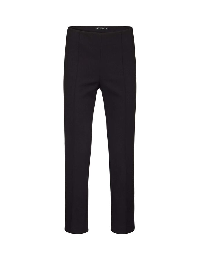 JACEA TROUSERS in Midnight Black from Tiger of Sweden