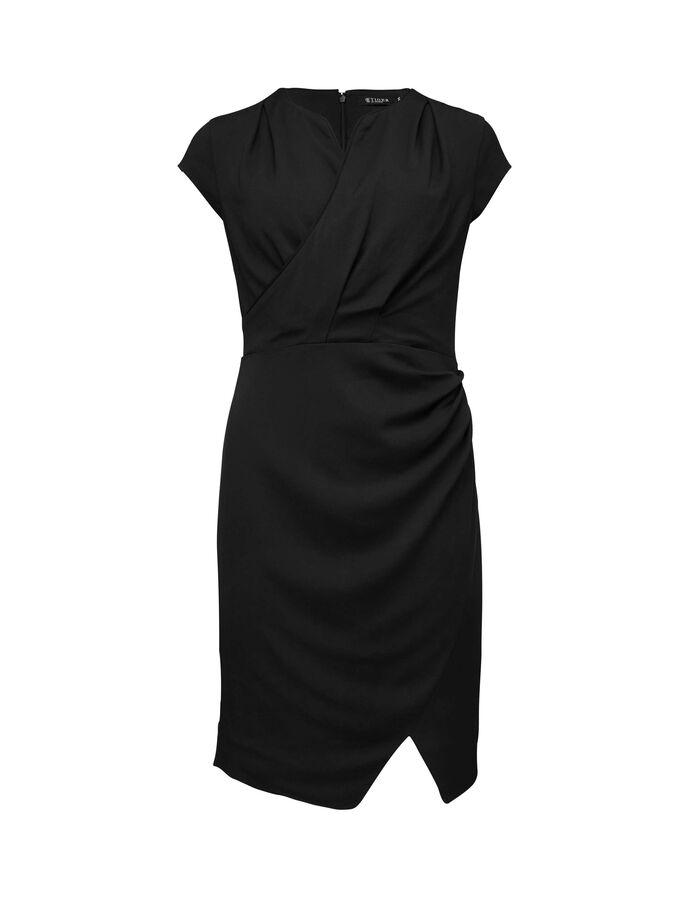 Karna dress in Night Black from Tiger of Sweden