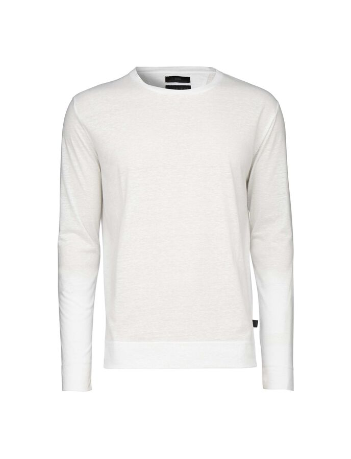 PAC T-SHIRT in White from Tiger of Sweden