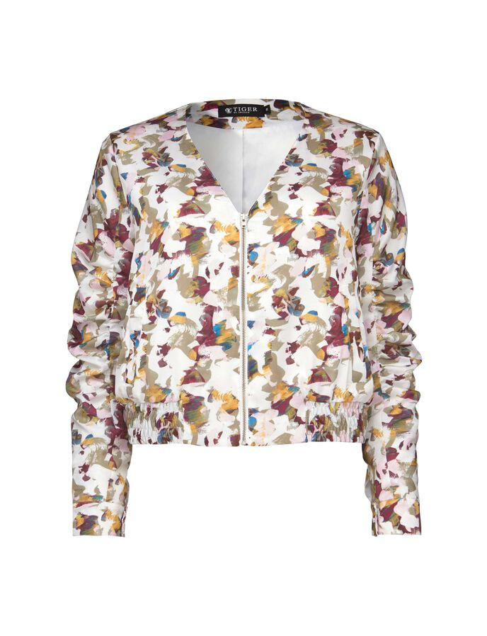JURIE PRI BLOUSE in ARTWORK from Tiger of Sweden