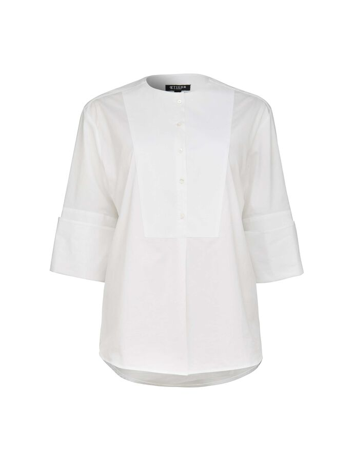 CINIS SHIRT in Bright White from Tiger of Sweden
