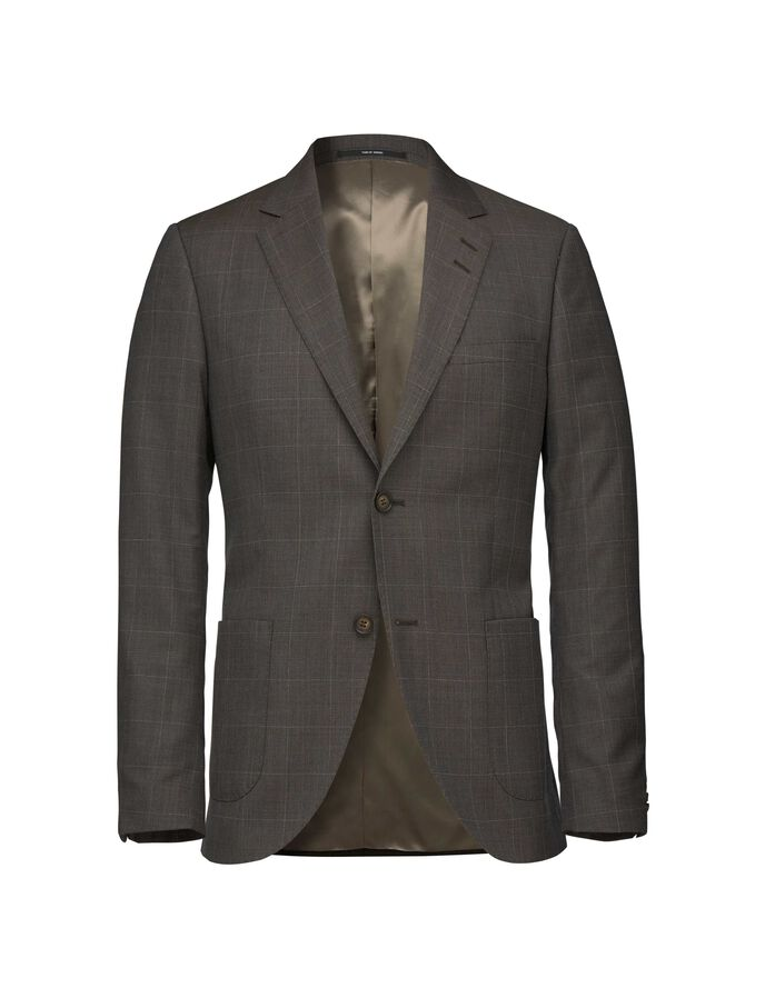 LAMONTE 6 BLAZER  in Caribou from Tiger of Sweden