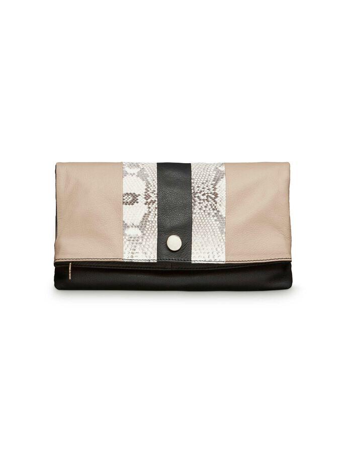 Bellen  clutch bag
